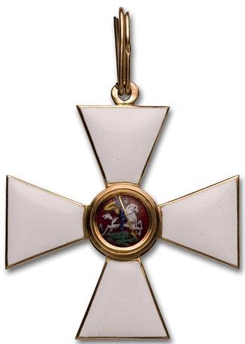 Награжден орденом святого георгия i класса из кубанцев