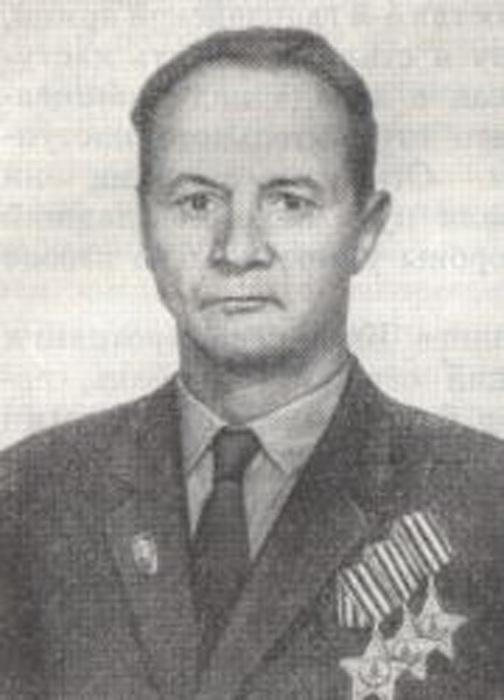 Полный Кавалер ордена Славы Юрасов Иван Михайлович
