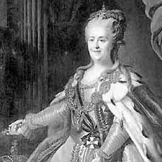 Империатрица Екатерина II