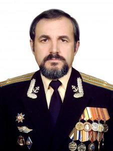 Подполковник в отставке, Юрасов Александр Николаевич